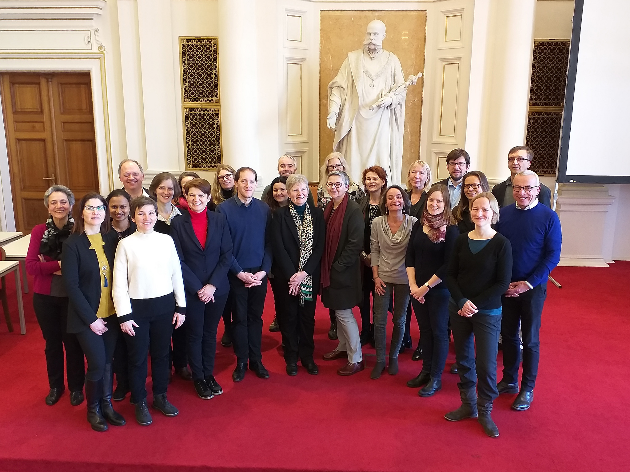 Steering Committee meeting (Graz, February 2019)