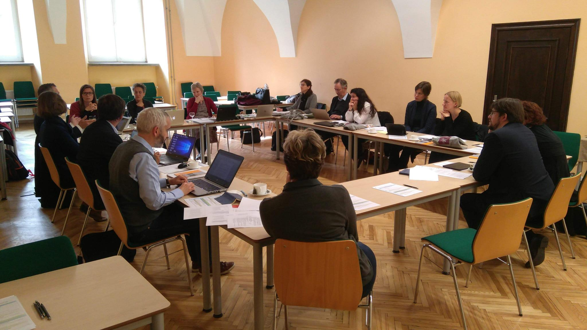 Steering Committee meeting (Vilnius, October 2018)