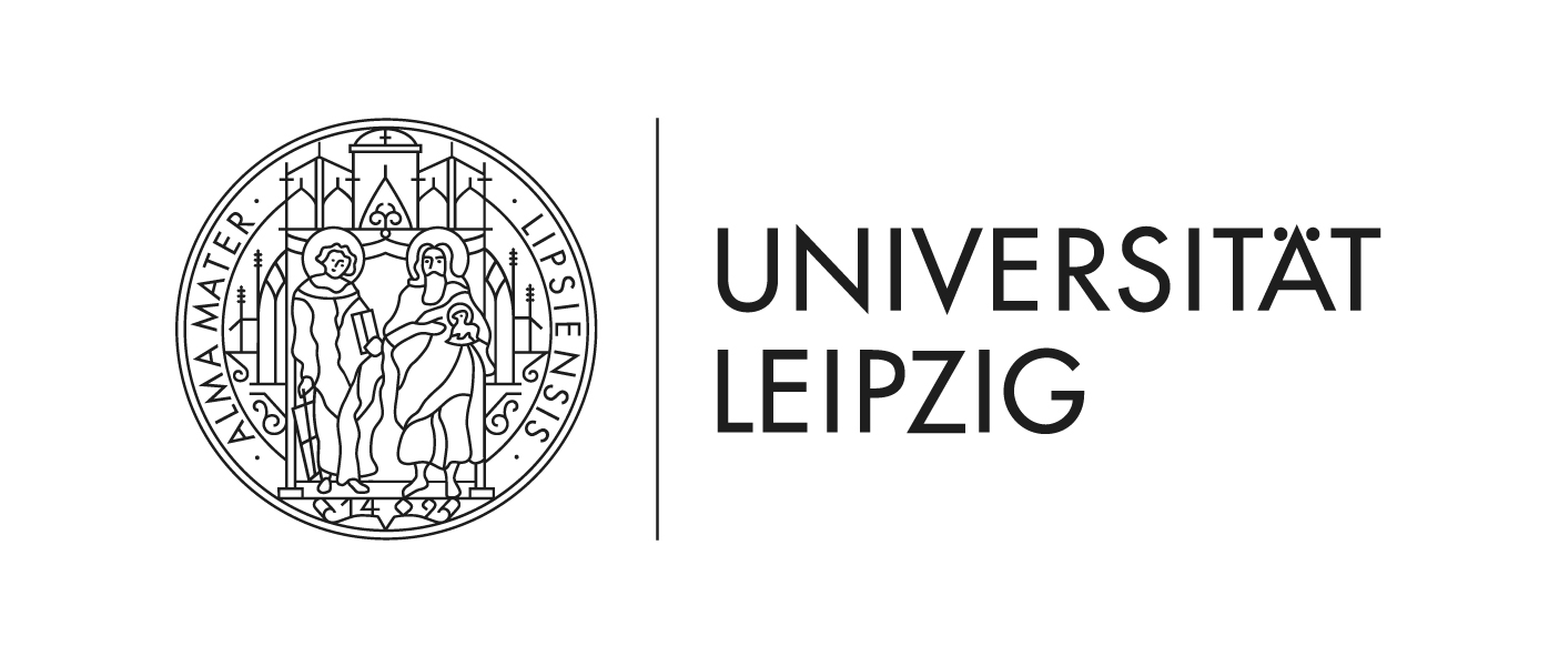 Logo of Leipzig University