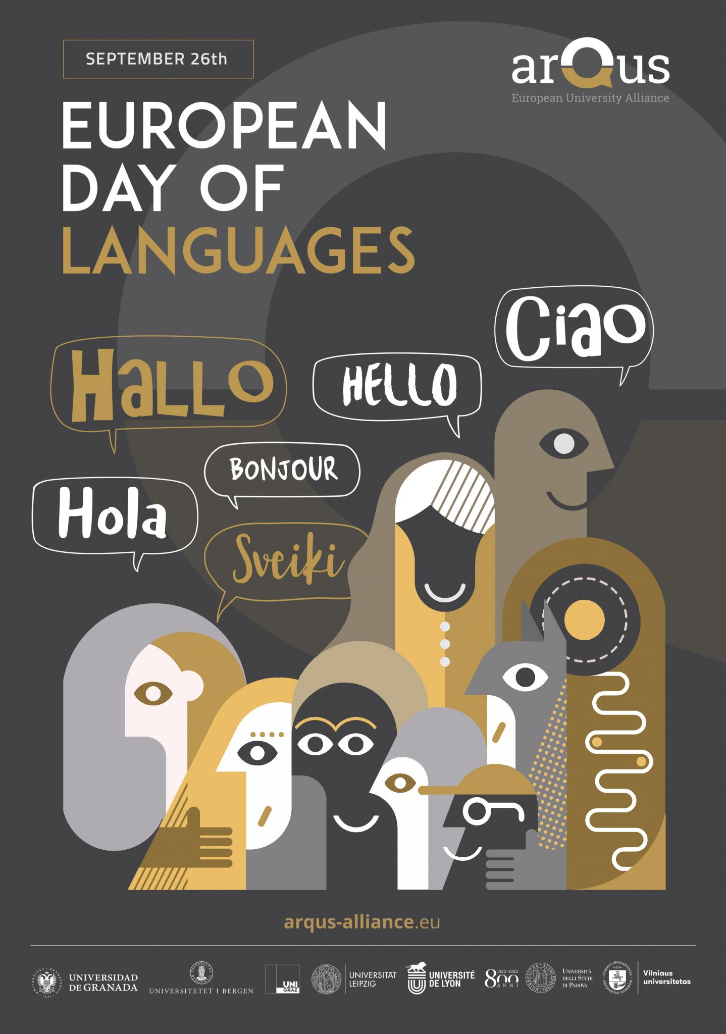 Arqus European Day of Languages