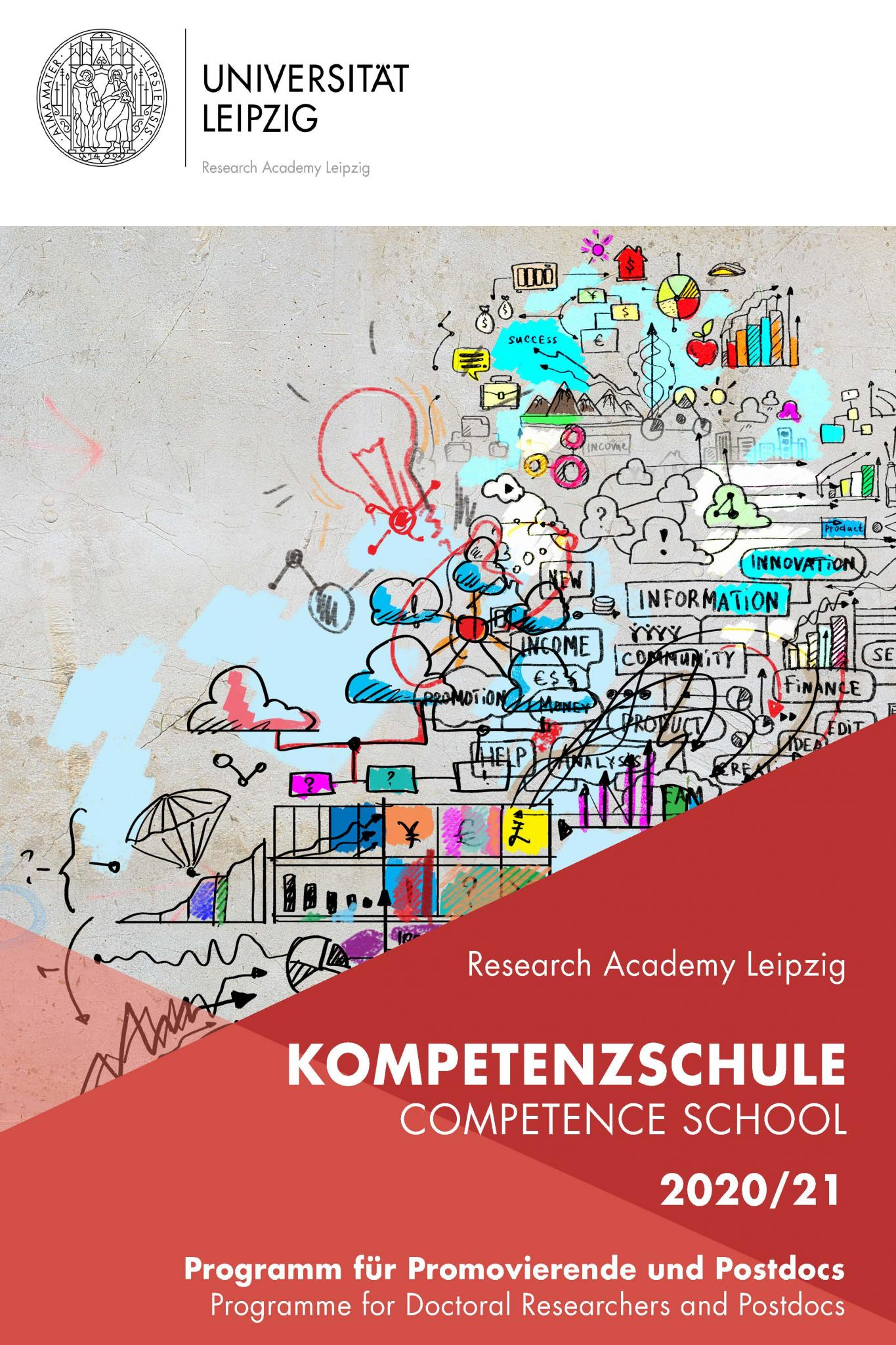 """Research Academy Leipzig"" cover of the activity"
