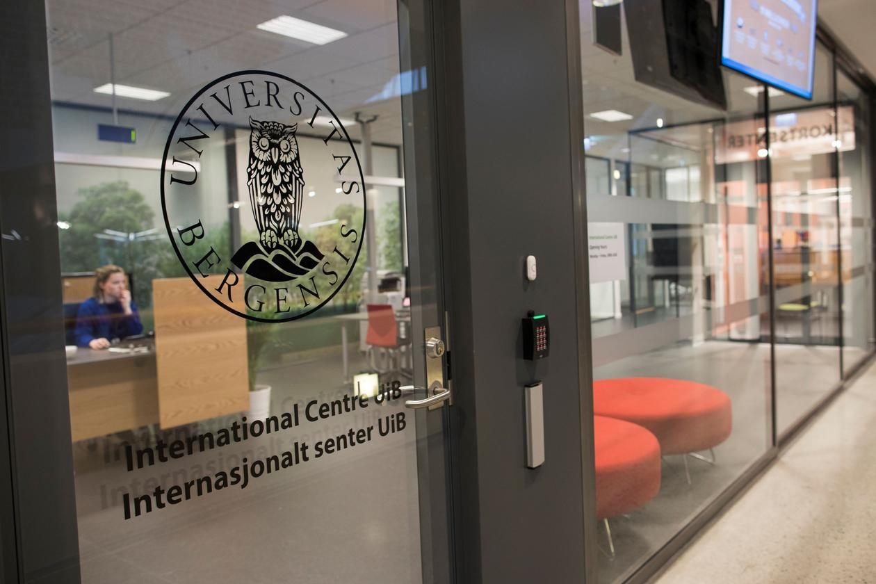 Picture of the International Centre at the University of Bergen
